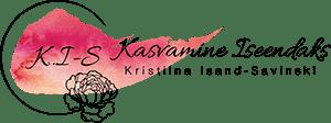 Kasvamine Iseendaks – Kristiina Isand-Savinski Logo